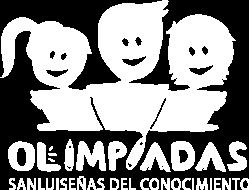 OLIMPIADAS SANLUISEÑAS DEL CONOCIMIENTO